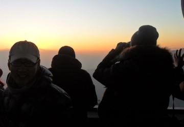 enjoying-sunrise-nagarkot