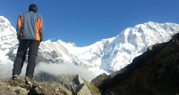 Annapurna Base Camp Trek 2013