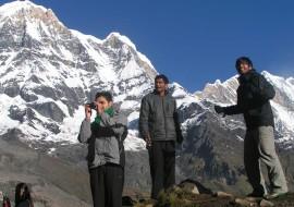 Annapurna Base Camp Sanctuary Trek