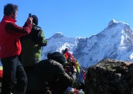 Everest Base Camp with Gokyo & Chola Pass Trek
