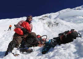 Island Peak with Everest Base Camp Expedition