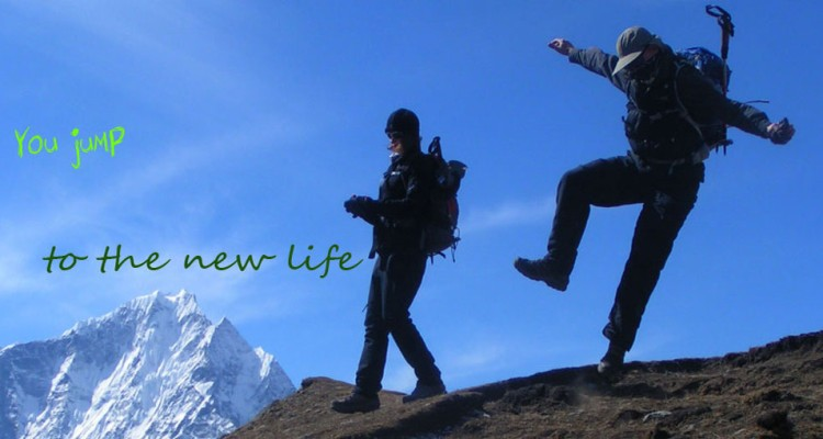 jump to new life